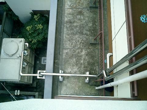 共用部給水管工事