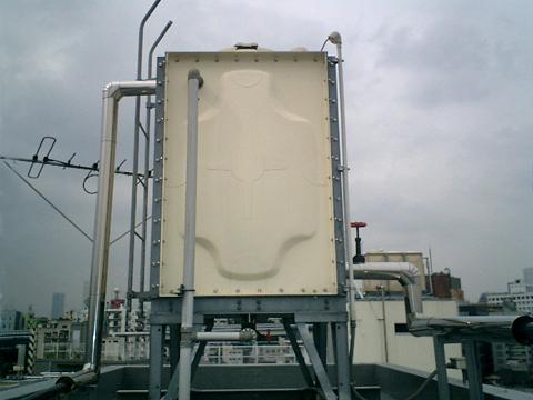 新規高架水槽