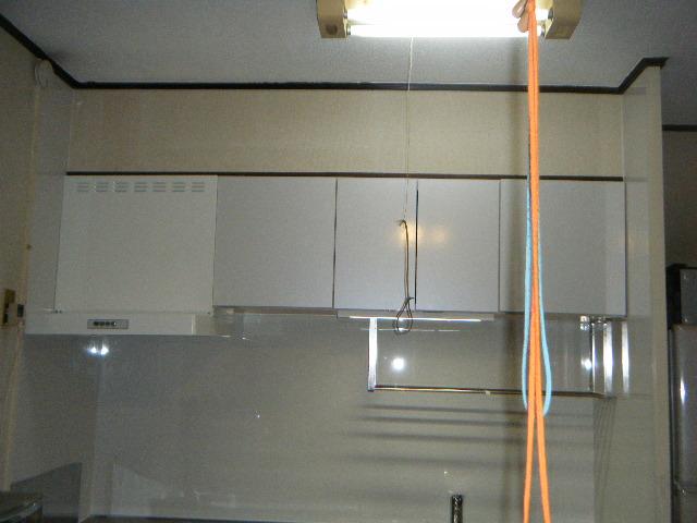 新規吊戸棚